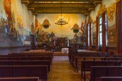 Santa Barbara Courthouse Fotografia de Stock Royalty Free