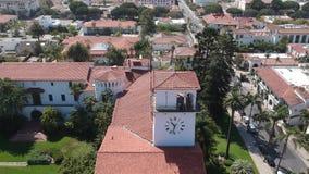Santa Barbara Courthouse 1 vídeos de arquivo