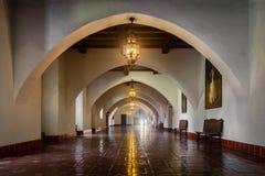 Santa Barbara Courthouse Royalty Free Stock Image
