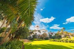 Free Santa Barbara Courthouse On A Sunny Day Royalty Free Stock Photos - 84840808