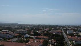 Santa Barbara Courthouse Sunny Day video estoque
