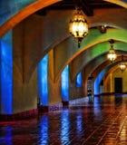 Santa Barbara de V.S. royalty-vrije stock foto's