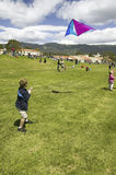 Santa Barbara Kite Festival Stock Images