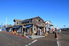 Santa Barbara, la Californie Photographie stock libre de droits
