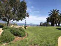 Santa Barbara miasto Colege zdjęcia stock