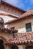 Santa Barbara Mission. Historic Santa Barbara Mission building Royalty Free Stock Photos