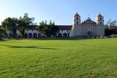 Santa Barbara Mission Stock Photography
