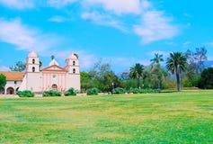 Santa Barbara Mission (film) royalty-vrije stock fotografie