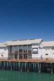 Santa Barbara Museum del centro del mare di storia naturale Immagine Stock
