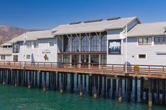 Santa Barbara Museum del centro del mare di storia naturale Fotografie Stock