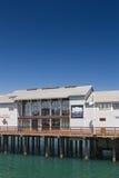 Santa Barbara muzeum historii naturalnej morza centrum Obraz Stock