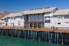 Santa Barbara muzeum historii naturalnej morza centrum Zdjęcia Stock