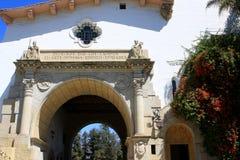 Santa Barbara Royalty Free Stock Photos