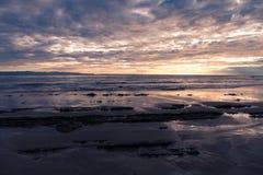 Santa Barbara wybrzeże Obraz Royalty Free