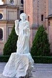 Santa Bartolomeo statue Royalty Free Stock Photos