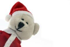 Santa bear stock photos