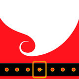 Santa bożych narodzeń tło ilustracja wektor