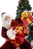 Santa c royalty free stock photo