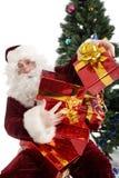 Santa c Royalty Free Stock Photo