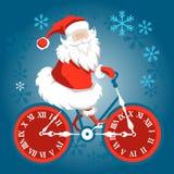 Santa cartoon,celebration, christmas cheerful,children,design, dust,friendship,fun,happiness vector illustration
