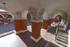 Santa Catalina, Arequipa, Περού Στοκ εικόνα με δικαίωμα ελεύθερης χρήσης