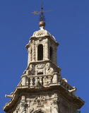 Santa Catalina Bell tower Royalty Free Stock Photography