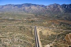 Santa Catalina berg Fotografering för Bildbyråer