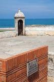 Santa Catalina bolwerk Obraz Stock