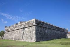 Santa Catalina Bulwark. In Cartagena de Indias Royalty Free Stock Photo