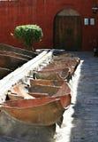 Santa Catalina Laundry Royalty Free Stock Image