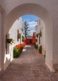 Santa Catalina, monasterio Stock Photography