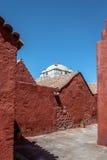 Santa Catalina Monastery - Arequipa, Περού Στοκ Εικόνα