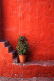 Santa Catalina Monastery, Arequipa, Peru Royalty Free Stock Images