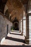 Ornate Cloisters at the Santa Catalina Monastery Royalty Free Stock Photo