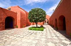 Santa Catalina Monastery, Arequipa, Peru Stock Photo
