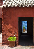Santa Catalina Monastery, Arequipa, Peru Stock Image