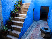 Santa Catalina monastery Royalty Free Stock Images