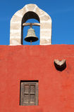 Santa Catalina Monastery Bell Stock Photography