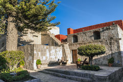 Santa Catalina Monastery Bell Royalty Free Stock Photos