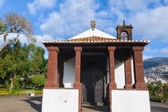 Santa Catarina chapel, Funchal, Madeira, Portugal Stock Image