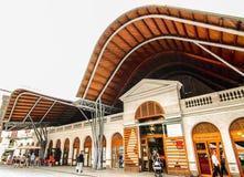 Santa Catarina Market imagens de stock royalty free
