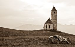 Santa Caterina Churc Royalty Free Stock Photos