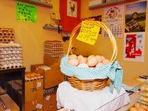 Santa Caterina Fresh Food Market à Barcelone Photographie stock libre de droits