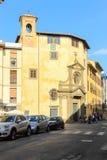 Santa Caterina kościół, Lucca Obrazy Stock