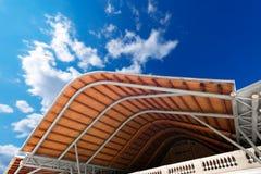 Santa Caterina Market - Barcelona Spain royalty free stock image
