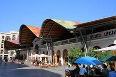 Santa Caterina Market Hall Imagen de archivo
