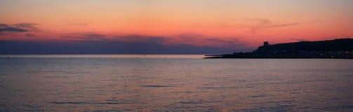 Santa Caterina Twilight Imagens de Stock Royalty Free