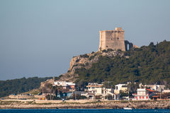 Santa Caterina watchtower Stock Photo