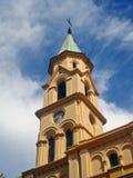 Santa Cecília Church Royalty Free Stock Image