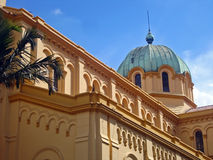 Santa Cecília Church Stock Image